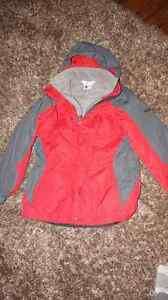 Womans 3 in 1 Columbia Winter/spring/summer coat London Ontario image 4