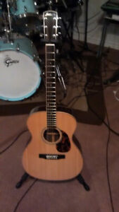 LARRIVEE OM 09(NEW CONDITION)ARTIST SERIES/ORCHESTRA ACOUSTIC