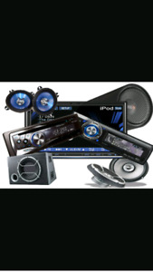 Sound system, hid, led