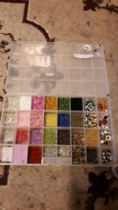 Beads and Case