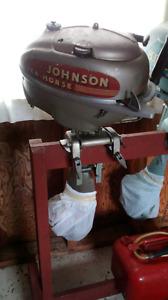 1948 Johnson sea horse 5hp outboard