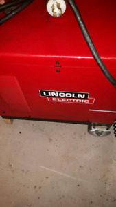 Lincoln electric square wave tig/stick 275