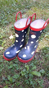 Hatley rubber boots