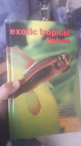 Huge book of all tropical fish