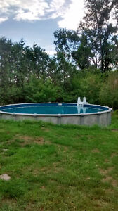 Large Above Ground Pool for sale