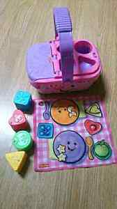 Fisher Price Laugh and Learn Sweet Sounds Picnic