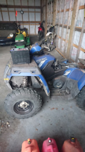 2014 sportsman 400 for parts