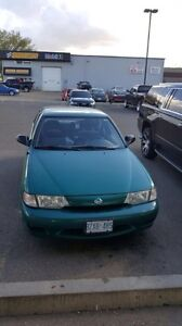 Nissan Sentra in excellent condition