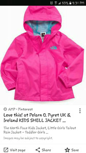 Looking for girls size 9-24 month spring jacket