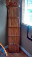 Sno Jet 5 ft sled - in EXCELLENT condition antique!
