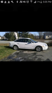 2008 mercury sable trade for motorcycle or street and trail