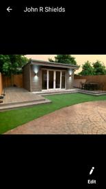Garden Rooms/Home office