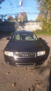Audi a4 quattro 1.8l turbo