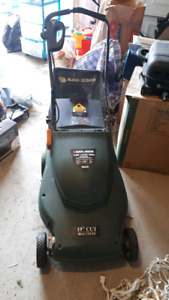 Black and Decker electric lawn mower-For parts