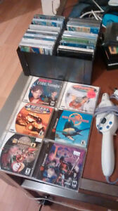lot de jeux de SEGA DREAMCAST