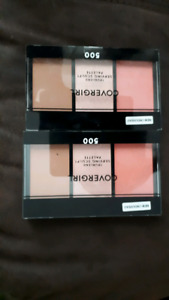 We have 2 Covergirl blush palettes
