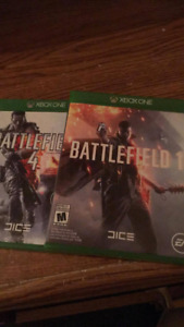 Xbox one games 40$