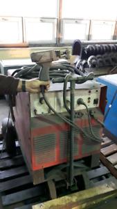 Stud  welder nelson tr 850