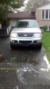 2005 Ford Explorer XLT SUV, Crossover Cornwall Ontario image 1