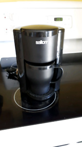 Travel  cup coffee maker $10