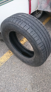 4 Used MICHELIN 245/65R17 Lots Of Life