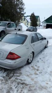 Mercedes s 430 2003