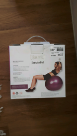 exercise ball / yoga ball / Swiss ball
