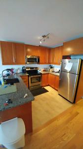 Condo for rent: one bedroom plus den