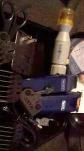 like New deluxe pet grooming kit from Wahl and Pedi paw file Kitchener / Waterloo Kitchener Area image 1