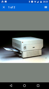WANTED: Apple Laserwriter Plus