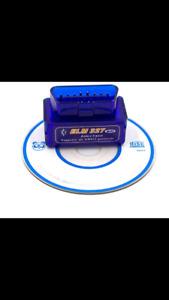 Bluetooth OBDII OBD2 Reader/Scanner