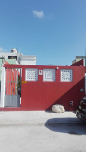Playa del carmen ,house, very safe near the beach. Pet Friendly