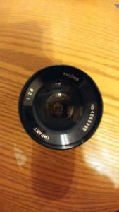 Camera lens  35mm