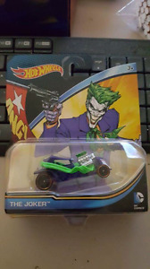 Hot wheel Joker DC COMICS