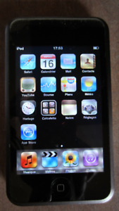 ipod Touch 8 GB noir