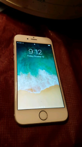 Iphone 6 silver bell