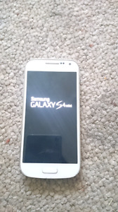 VIRGIN Samsung 4s mini
