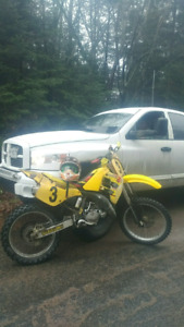 1992 rm 125 ready to ride