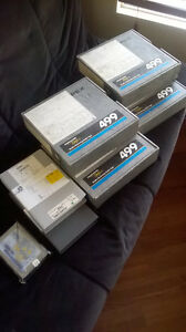 AMPEX 499 Gold Grand Master Recording Tapes