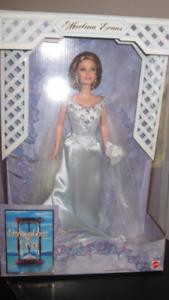 1999 Marlena Evans (Days of Our Lives) Wedding Bride Barbie doll