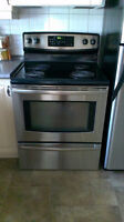 Kenmore convection self-cleaning stove