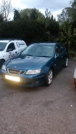 Saab for swaps or £800 ono