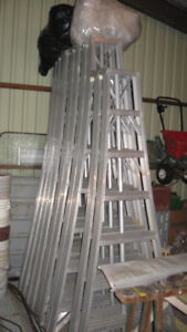 Orchard Aluminum picking ladders