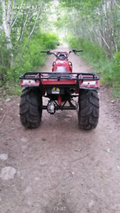 Looking for Honda three wheelers 200cc and up