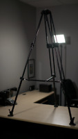 Video Tripod for sale, 546B Two-Stage Pro Lightweight