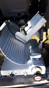 "RESTAURANT*12""MEAT SLICER*ONLY*$395"