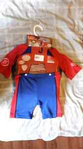 'CARS' Swim Trainer Suit - BNWT Cambridge Kitchener Area image 2