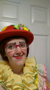 Clown with over 30 years experience