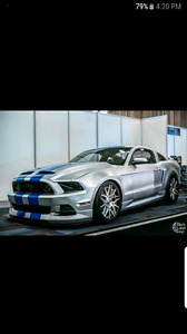 2014 Need for Speed Tribute Mustang