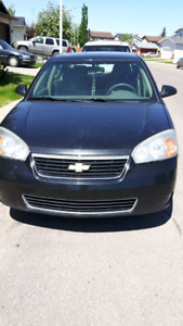 2007 Chevy Malibu in great working conditions